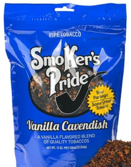 Smoker's Pride Vanilla Cavendish Pipe Tobacco