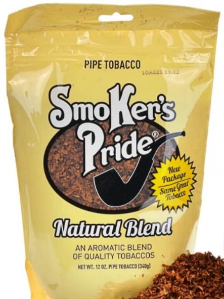 Smoker's Pride Natural Blend Pipe Tobacco