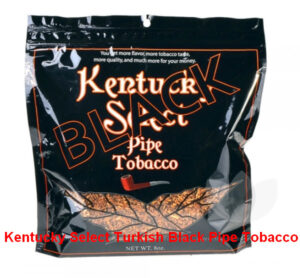Кентукки турецкий черный трубочный табак
