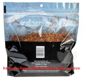 Kentucky Menthol Green Tobacco
