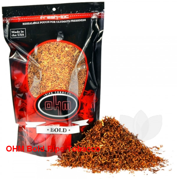 OHM Bold Pipe Tobacco