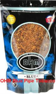 OHM Blue Tobacco
