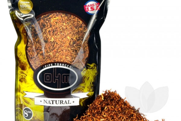 OHM Natural Pipe Tobacco