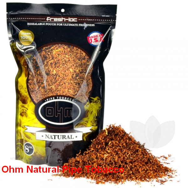 OHM Natural Pipe Tobacco