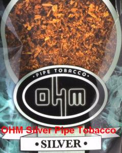 OHM Серебряный трубочный табак