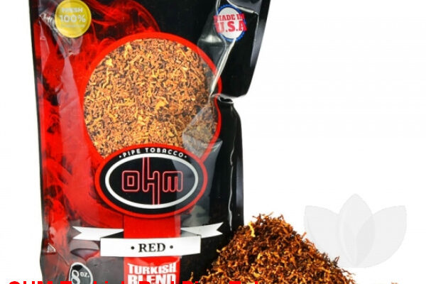 OHM Turkish Red Pipe Tobacco