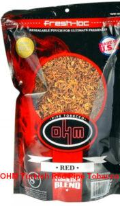 OHM Turkish Red Tobacco