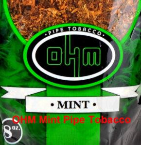 OHM Мята трубочный табак