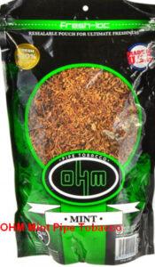 OHM Mint Tobacco