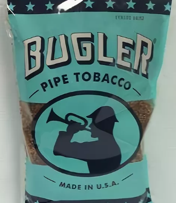 Bugler Blue Pipe Tobacco