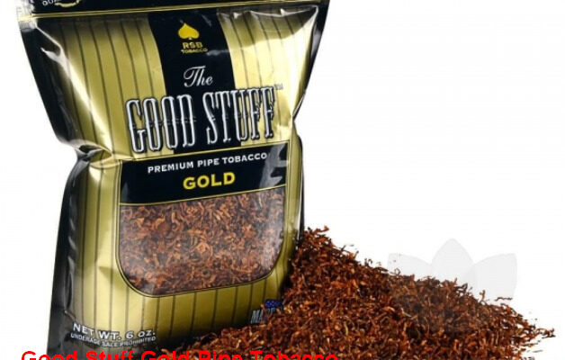 Good Stuff Gold Pipe Tobacco