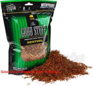 Good Stuff Menthol Pipe Tobacco