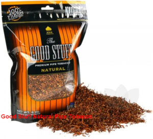 Good Stuff Natural Pipe Tobacco
