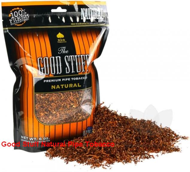 Good Stuff Natural Pipe Tobacco