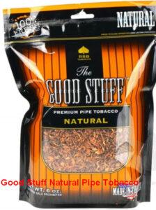 Good Stuff Natural Tobacco