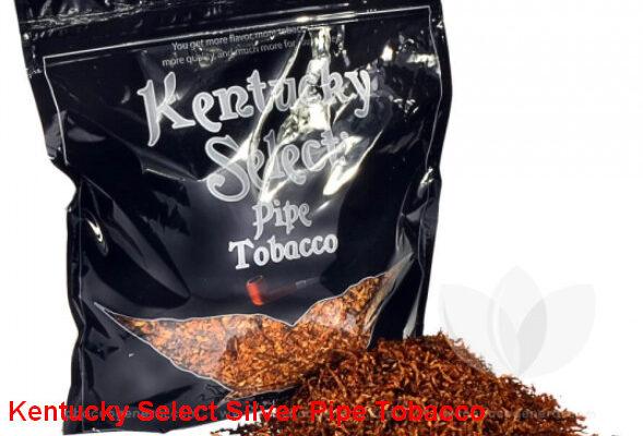 Kentucky Select Silver Pipe Tobacco