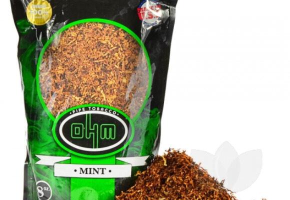 OHM Mint Pipe Tobacco