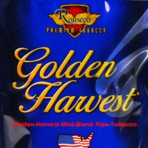 Золотой урожай мягкая смесь трубочного табака