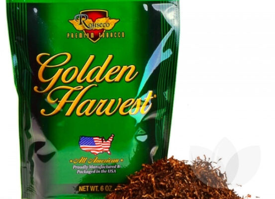 Golden Harvest Mint Blend Pipe Tobacco