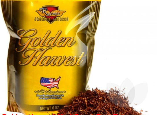 Golden Harvest Natural Blend Pipe Tobacco