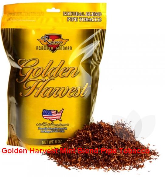 Golden Harvest Natural Blend Pipe Tobacco