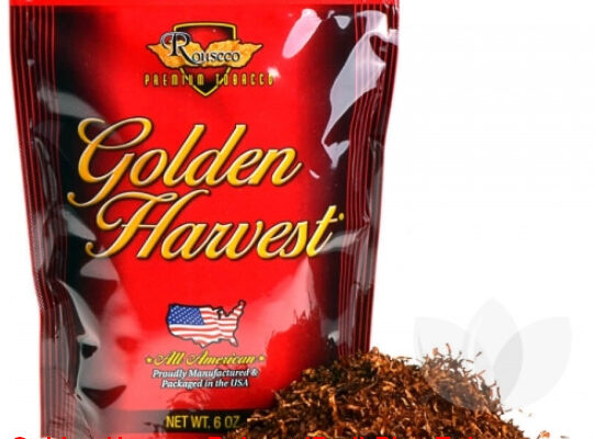 Golden Harvest Robust (Red) Pipe Tobacco
