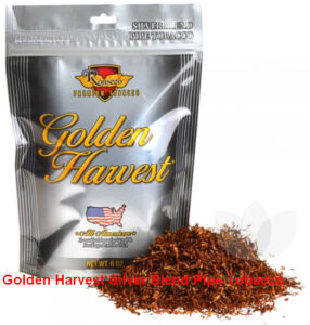 Golden Harvest Silver Blend Pipe Tobacco