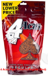 4 Aces Regular (Red)