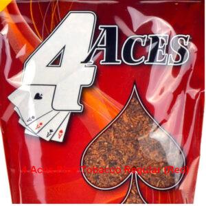 4 туза трубочный табак обычный (красный)