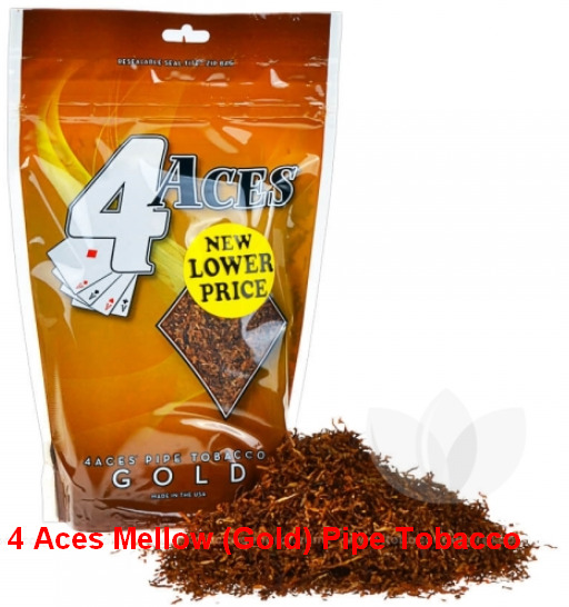 4 Aces Mellow (Gold) Pipe Tobacco