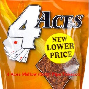 4 туза Mellow (золото) трубочный табак