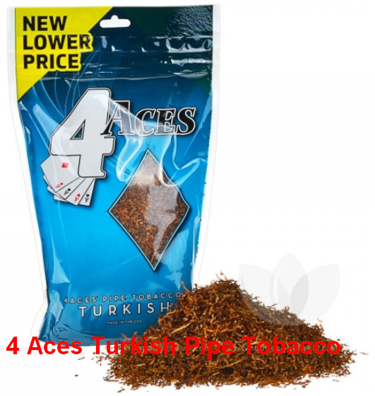 4 Aces Turkish Pipe Tobacco