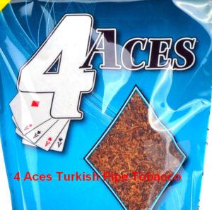 4 Туза Турецкий трубочный табак