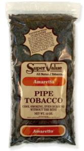 Super Value Amaretto Pipe Tobacco