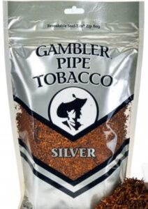 Трубочный табак для серебряной трубки Gambler