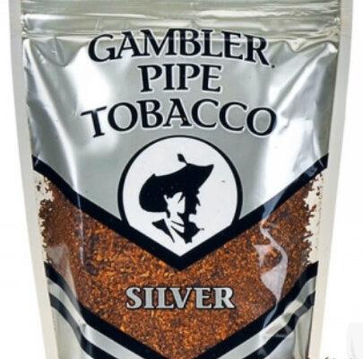 Gambler Silver Pipe Tobacco