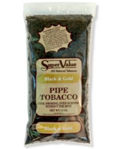 Super Value Black and Gold Pipe Tobacco