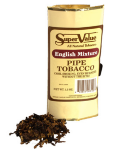 Super Value English Mixture Pipe Tobacco
