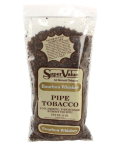 Super Value Bourbon Whiskey Pipe Tobacco