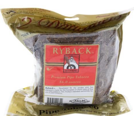Daughters & Ryan Ryback Pipe Tobacco