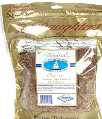 Daughters & Ryan Windsail Platinum Pipe Tobacco