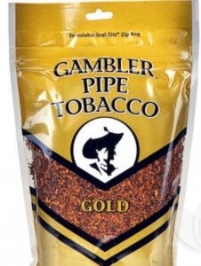 Табак для трубки Gambler Gold мягкий